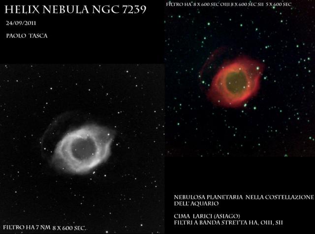 Helix nebula (NGC7239)