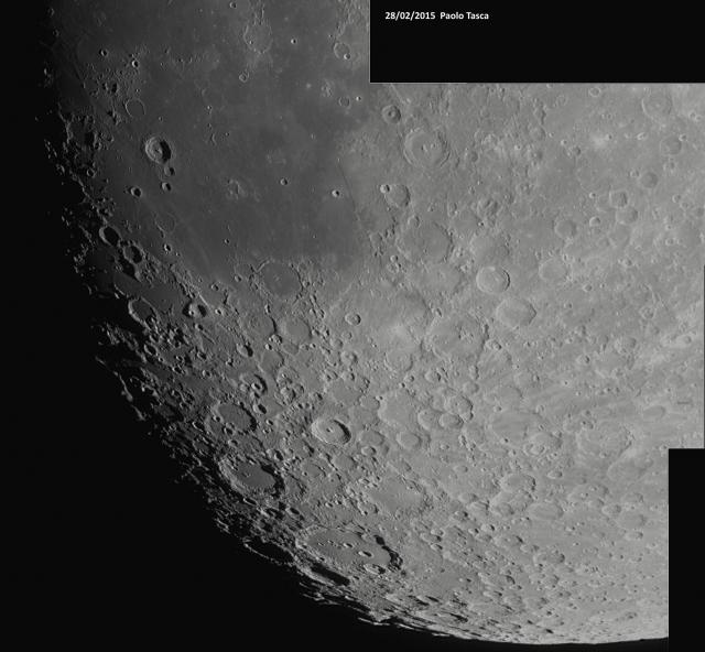 Mosaico lunare