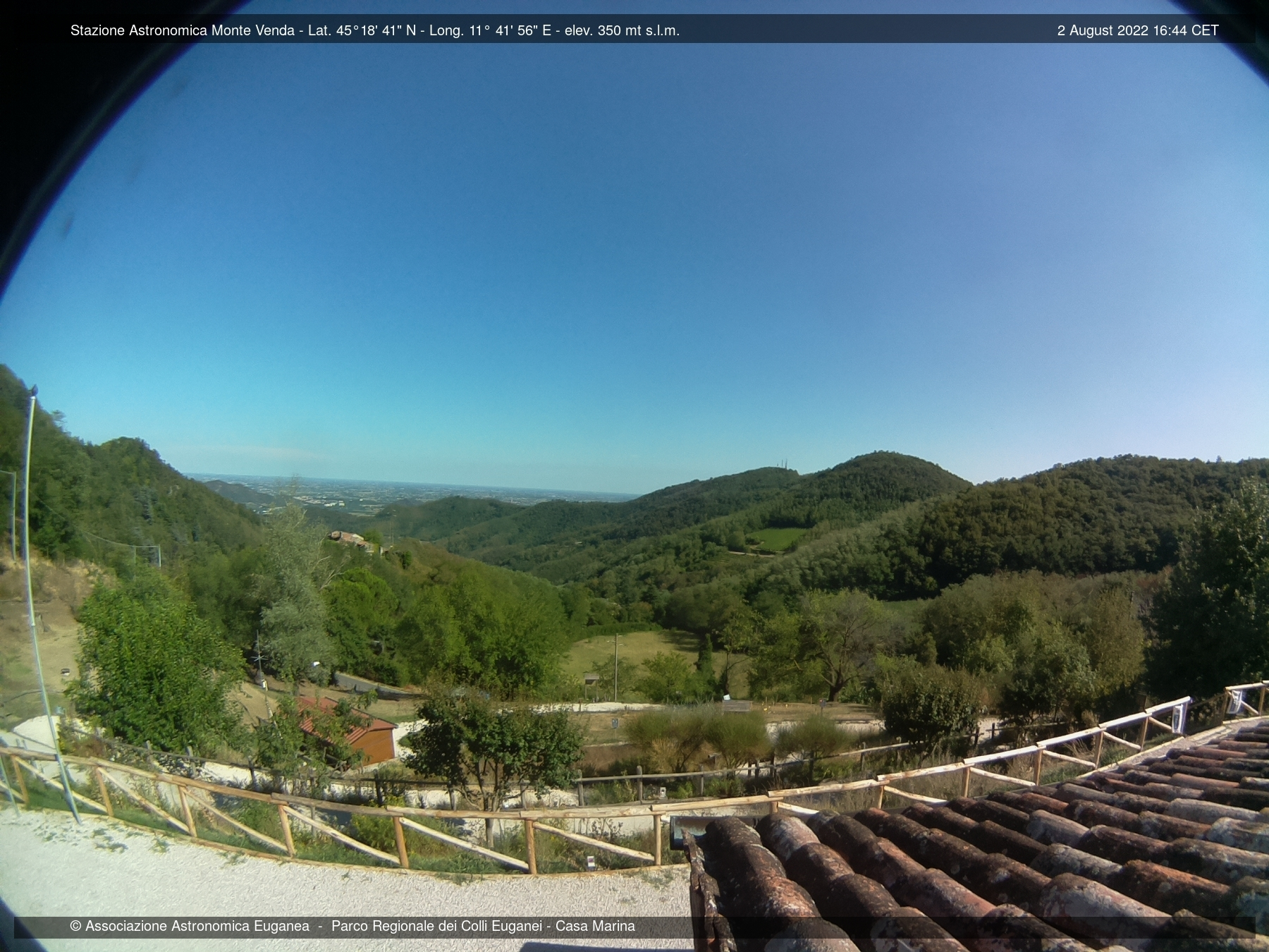 Webcam Casa Marina