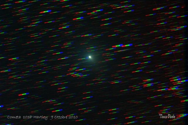 Cometa 103/P Hartley