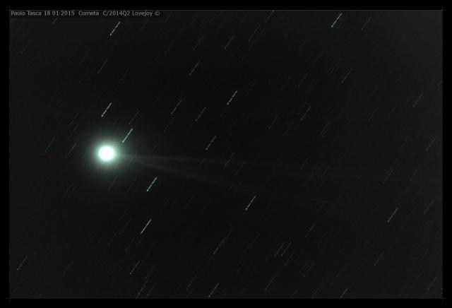 Cometa C/2014Q2 Lovejoy